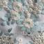 ชุดเดรสเกาหลี พร้อมส่งมิเดรสแขนกุดผ้าทูลล์ปักลายดอกไม้สีพาสเทล thumbnail 12
