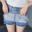 กระโปรงกางเกงยีนส์สั้น thumbnail 2