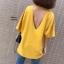 เสื้อทรงoversizeงานเป็นผ้ายืดอย่างดี thumbnail 6