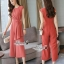 Stylish sleeveless feminine jumpsuit thumbnail 6