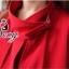 เสื้อผ้าเกาหลี พร้อมส่ง เสื้อโค้ทตัวยาว สามารถใส่เป็นเดรสหรือคลุม ได้เก๋ๆ thumbnail 5