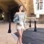 เซทเสื้อ+กางเกงงานโครเช thumbnail 7