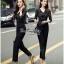 Luxury Jumpsuit Lace Fashion Style Korea thumbnail 1
