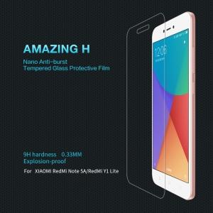 ฟิล์มกระจกนิรภัย Xiaomi Redmi Note 5A