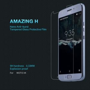 ฟิล์มกระจกนิรภัย Moto X4