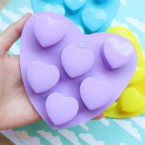 พิมพ์ขนม หัวใจ B402
