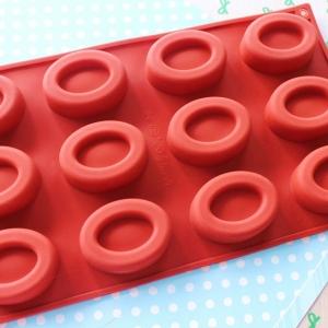 พิมพ์ขนม วงรี 30กรัม/ช่อง B278