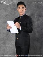 เช่าชุดแฟนซี &#x2665 ชุดนักเรียนญี่ปุ่น ชุดนักเรียนชายแขนยาว