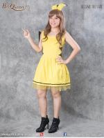 &#x2665 ชุดแฟนซี ชุดปิกาจู จาก โปเกม่อน