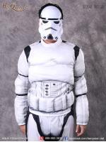 เช่าชุดแฟนซี &#x2665 ชุดแฟนซี ชุด สตรอมทรู๊ปเปอร์ STORMTROOPER กองพลทหาร จาก Star War