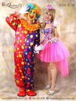 เช่าแฟนซี &#x2665 ชุดแฟนซี ชุดคู่ ตัวตลก คณะละครสัตว์