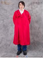 เช่าชุดแฟนซี &#x2665 ชุดแฟนซี ชุดฮันบก ชุดประจำชาติเกาหลี ผู้ชาย - สีแดง