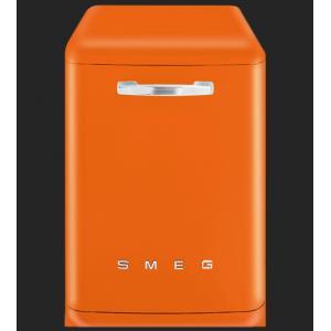 เครื่องล้างจาน SMEG รุ่น BLV2O-1 สีส้ม