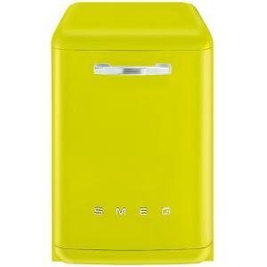 เครื่องล้างจาน SMEG รุ่น BLV2VE-1 สีเขียวมะนาว