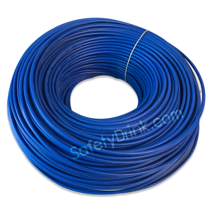สาย PE CCK 2 หุน สีน้ำเงิน