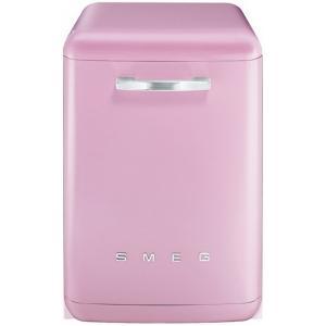 เครื่องล้างจาน SMEG รุ่น BLV2RO-1 สีชมพูกุหลาบ