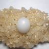 แก้วมุกดาจิรประภา เกรดTOPแก้วแห่งเมตตามหานิยม1.5x 1.3 mm ขนาดทำหัวแหวน