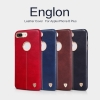 เคสมือถือ Apple iPhone 8 Plus รุ่น Englon Leather Cover