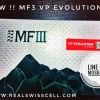 NEW...MF3 VP EVOLUTION Enhanced formulation of Vegetal Placenta Extracts with botanical ingredients for skin rejuvenation, cellular renewal, cardiovascular health, and complete wellness.