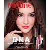 มิสทิน ดีเอ็นเอ ลิป คัลเลอร์ แอนด์ ท็อป โค้ท / Mistine DNA Lip Color & Top Coat 4.2 g.