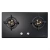 MEX เตาแก๊ส 2 หัว สีดำ รุ่น V7825C