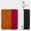เคสมือถือ Apple iPhone X รุ่น Qin Leather Case