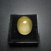 แก้วพิรุณแสนห่า น้ำงาม ขนาด 1.5x 1.2cm ทำหัวแหวน งามๆ