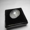 แก้วพิรุณแสนห่า เส้นพริ้วสวยงาม น้ำงาม ขนาด 1.6x 1.3cm ทำหัวแหวน งามๆ