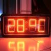 นาฬิกาดิจิตอลLED รุ่่น 3 นิ้ว 4 หลัก