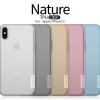 เคสมือถือ Apple iPhone X รุ่น Nature TPU case