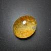 แก้วกาบทอง กาบสวย ขนาด 2.8*2.3 cm ทำจี้