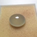 แก้วหมอกมุงเมือง น้ำงาม ขนาด 1.9*1.4 cm ทำแหวนงามๆ จี้สวยๆ