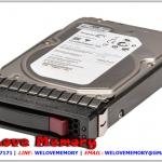601775-001 HP MSA2 300-GB 15K 3.5 DP SAS HDD