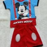 Disney : set เสื้อ+กางเกง ลายมิกกี้เมาส์