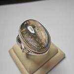 แหวน แก้วสามกษัตริย์ ปวกสามสี+ขนเหล็ก+เข้าแร่