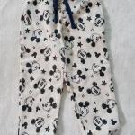 H&M กางเกงขาจั๊ม ลาย micky mouse size : 4-6y / 6-8y / 8-10y