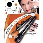 มิสทิน แคทอายส์ สตาร์ดัสท์ ทูอินวัน อายไลเนอร์ (Mistine Cat Eyes Stardust 2-in-1 Eyeliner) 3.6 g.