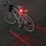 ไฟท้ายจักรยาน Laser Tail Light รุ่น Sports