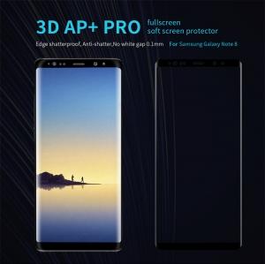ฟิล์มกันรอยเต็มจอ Samsung Galaxy Note 8