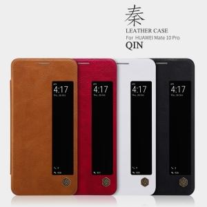 เคสมือถือ Huawei Mate 10 Pro รุ่น Qin Leather Case