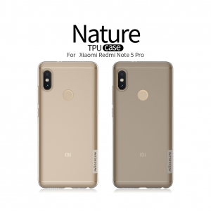 เคสมือถือ Xiaomi Redmi Note 5 / Xiaomi Redmi Note 5 Pro รุ่น Nature TPU Case