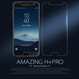 ฟิล์มกระจกนิรภัย Samsung Galaxy J7+