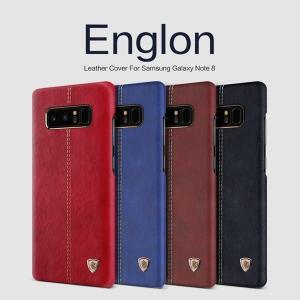 เคสมือถือ Samsung Galaxy Note 8 รุ่น Englon Leather Case