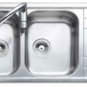 อ่างล้างจาน MEX รุ่น BIX3-L