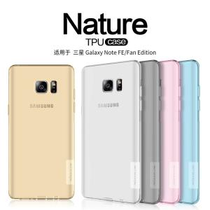 เคสมือถือ Samsung Galaxy Note FE (Fan Edition) รุ่น Nature TPU Case