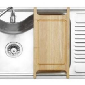 อ่างล้างจาน MEX รุ่น SUMO 2BL SET
