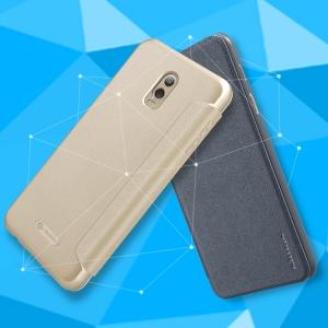 เคสมือถือ Samsung Galaxy J7+ (J7 Plus) รุ่น Sparkle Leather Case