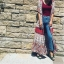 Maxi Dress ทรงสวยคอวีหน้า thumbnail 2