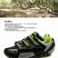 รองเท้าจักรยานเสือภูเขา TIEBAO รุ่น TB15-B943 สีเขียวเทาดำ thumbnail 3