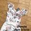 Dress ลูกไม้แขนกุดระบายรอบอก thumbnail 6